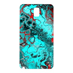 Awesome Fractal 35g Samsung Galaxy Note 3 N9005 Hardshell Back Case by MoreColorsinLife