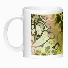 Awesome Fractal 35h Night Luminous Mugs by MoreColorsinLife