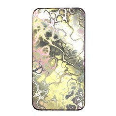 Awesome Fractal 35h Apple Iphone 4/4s Seamless Case (black) by MoreColorsinLife