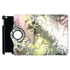Awesome Fractal 35h Apple Ipad 3/4 Flip 360 Case by MoreColorsinLife
