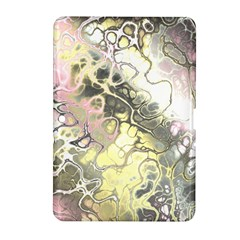 Awesome Fractal 35h Samsung Galaxy Tab 2 (10 1 ) P5100 Hardshell Case  by MoreColorsinLife