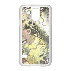 Awesome Fractal 35h Samsung Galaxy S5 Case (white) by MoreColorsinLife