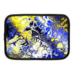 Awesome Fractal 35a Netbook Case (medium)  by MoreColorsinLife