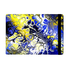 Awesome Fractal 35a Apple Ipad Mini Flip Case by MoreColorsinLife