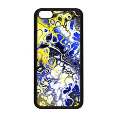 Awesome Fractal 35a Apple Iphone 5c Seamless Case (black) by MoreColorsinLife