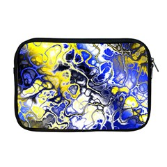 Awesome Fractal 35a Apple Macbook Pro 17  Zipper Case by MoreColorsinLife