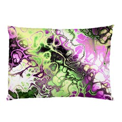 Awesome Fractal 35d Pillow Case by MoreColorsinLife