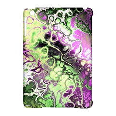 Awesome Fractal 35d Apple Ipad Mini Hardshell Case (compatible With Smart Cover) by MoreColorsinLife