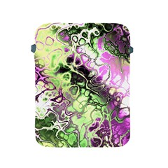 Awesome Fractal 35d Apple Ipad 2/3/4 Protective Soft Cases by MoreColorsinLife