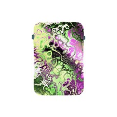 Awesome Fractal 35d Apple Ipad Mini Protective Soft Cases by MoreColorsinLife