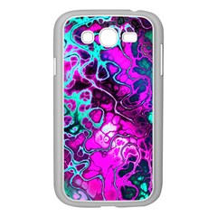 Awesome Fractal 35b Samsung Galaxy Grand Duos I9082 Case (white)