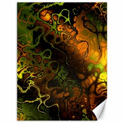 Awesome Fractal 35e Canvas 36  X 48   by MoreColorsinLife
