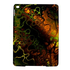 Awesome Fractal 35e Ipad Air 2 Hardshell Cases by MoreColorsinLife