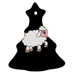 Unicorn Sheep Ornament (christmas Tree)