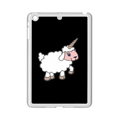 Unicorn Sheep Ipad Mini 2 Enamel Coated Cases by Valentinaart