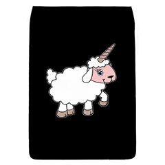 Unicorn Sheep Flap Covers (l)  by Valentinaart