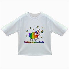 Unicorn Sheep Infant/toddler T Shirts by Valentinaart