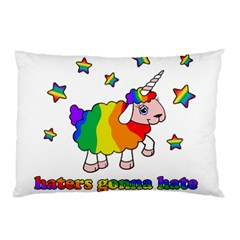 Unicorn Sheep Pillow Case (two Sides)
