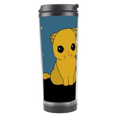Cute Cats Travel Tumbler by Valentinaart