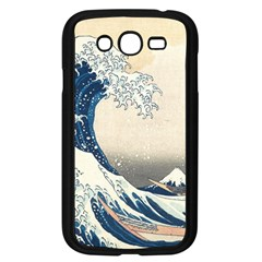The Classic Japanese Great Wave Off Kanagawa By Hokusai Samsung Galaxy Grand Duos I9082 Case (black)