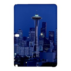 Space Needle Seattle Washington Samsung Galaxy Tab Pro 12 2 Hardshell Case by Nexatart