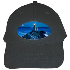 Plouzane France Lighthouse Landmark Black Cap
