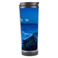 Plouzane France Lighthouse Landmark Travel Tumbler by Nexatart