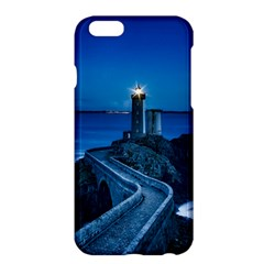 Plouzane France Lighthouse Landmark Apple Iphone 6 Plus/6s Plus Hardshell Case by Nexatart