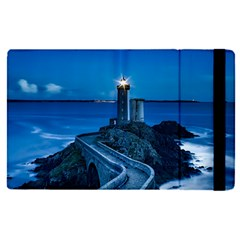 Plouzane France Lighthouse Landmark Apple Ipad Pro 9 7   Flip Case by Nexatart