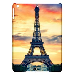 Eiffel Tower Paris France Landmark Ipad Air Hardshell Cases by Nexatart