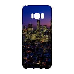 San Francisco California City Urban Samsung Galaxy S8 Hardshell Case