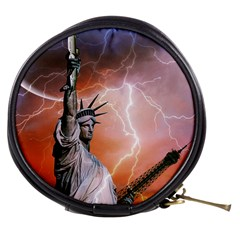 Statue Of Liberty New York Mini Makeup Bags
