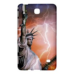 Statue Of Liberty New York Samsung Galaxy Tab 4 (7 ) Hardshell Case  by Nexatart