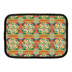 Eye Catching Pattern Netbook Case (medium)  by linceazul