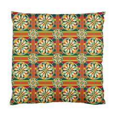 Eye Catching Pattern Standard Cushion Case (two Sides) by linceazul