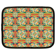 Eye Catching Pattern Netbook Case (xxl)  by linceazul