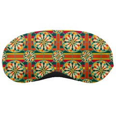 Eye Catching Pattern Sleeping Masks by linceazul