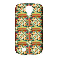 Eye Catching Pattern Samsung Galaxy S4 Classic Hardshell Case (pc+silicone) by linceazul