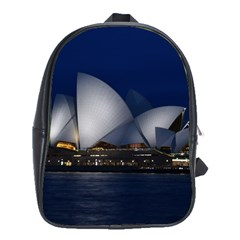 Landmark Sydney Opera House School Bag (xl)