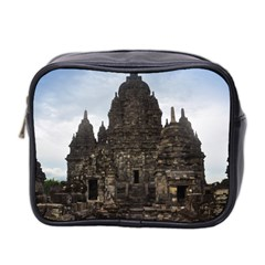 Prambanan Temple Indonesia Jogjakarta Mini Toiletries Bag 2 Side