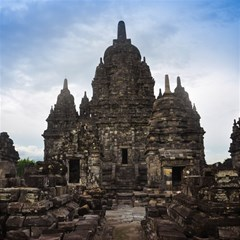 Prambanan Temple Indonesia Jogjakarta Magic Photo Cubes