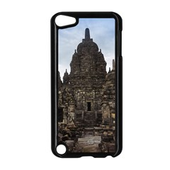 Prambanan Temple Indonesia Jogjakarta Apple Ipod Touch 5 Case (black) by Nexatart