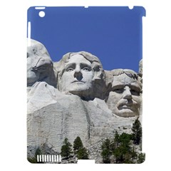 Mount Rushmore Monument Landmark Apple Ipad 3/4 Hardshell Case (compatible With Smart Cover) by Nexatart