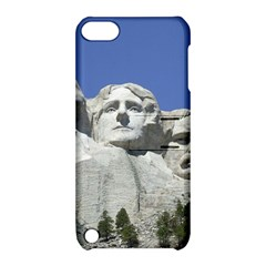 Mount Rushmore Monument Landmark Apple Ipod Touch 5 Hardshell Case With Stand by Nexatart