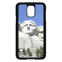 Mount Rushmore Monument Landmark Samsung Galaxy S5 Case (black)