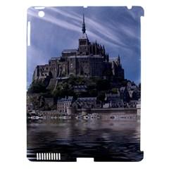 Mont Saint Michel France Normandy Apple Ipad 3/4 Hardshell Case (compatible With Smart Cover) by Nexatart