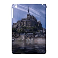 Mont Saint Michel France Normandy Apple Ipad Mini Hardshell Case (compatible With Smart Cover) by Nexatart