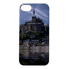 Mont Saint Michel France Normandy Apple Iphone 5s/ Se Hardshell Case