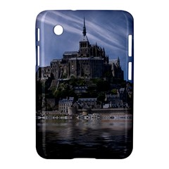 Mont Saint Michel France Normandy Samsung Galaxy Tab 2 (7 ) P3100 Hardshell Case  by Nexatart