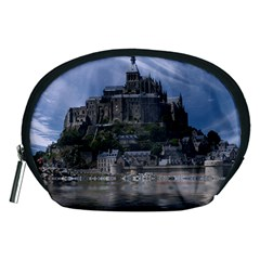 Mont Saint Michel France Normandy Accessory Pouches (medium)